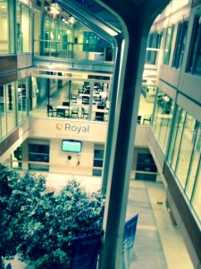 Visit to the Royal Ottawa